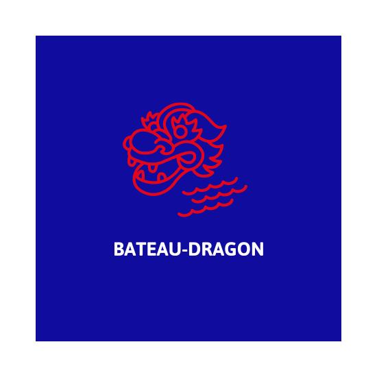 Bateau-dragon
