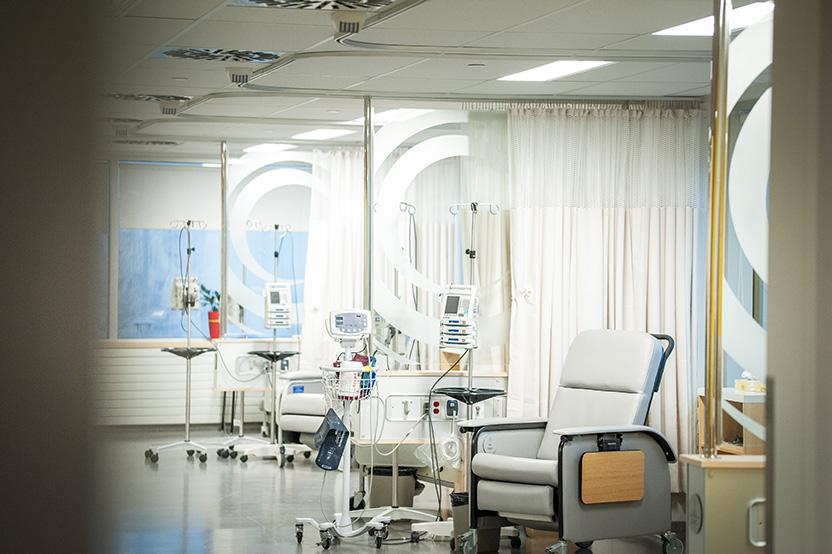 Clinique oncologique, Crédit photo : Les Maximes