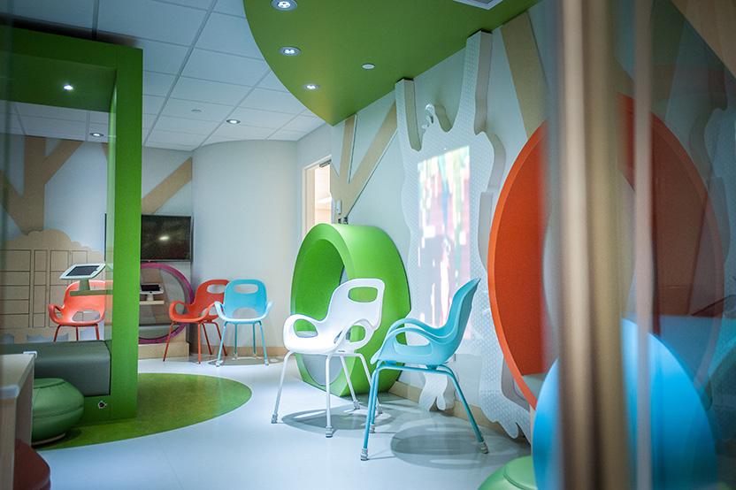 Clinique pédiatrique, Crédit photo : Les Maximes