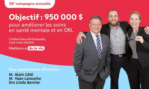 Campagne annuelle 2018