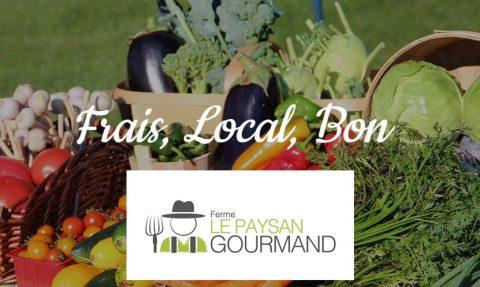 Paniers de légumes frais et biologiques