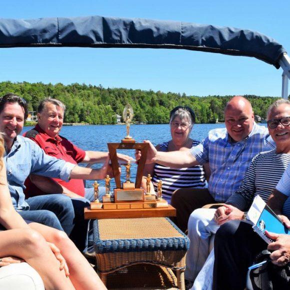 Saints-Martyrs-Canadiens vous convie au retour de la Traversée du Lac Nicolet