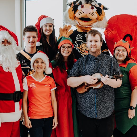 La 9e édition de La magie de Noël à l'hôpital : une grande chaîne de solidarité !