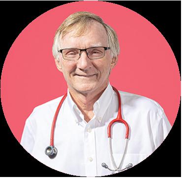 Dr Jean-Claude Cantin