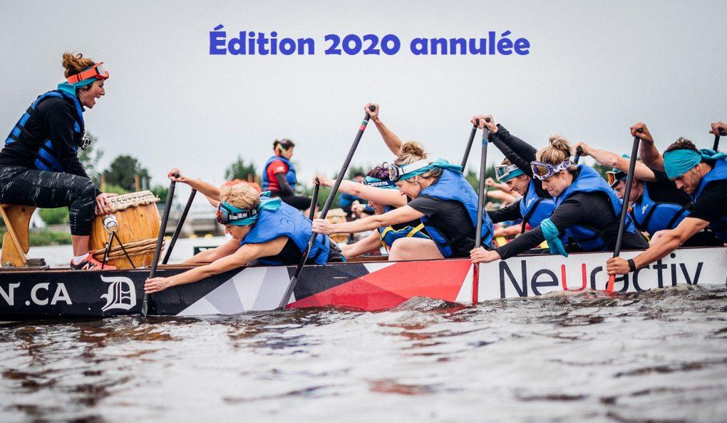 La Fondation À Notre Santé annule l'édition 2020 de l'Épique coupe de feu