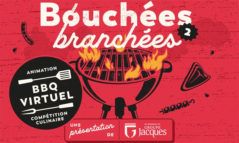 Bouchées branchées 2 – BBQ, compétition culinaire et animation au menu!