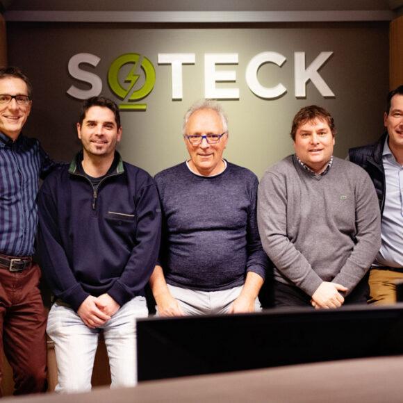 Soteck joue pour la campagne Guérir n'est pas un jeu d'enfant et confirme son engagement envers la Fondation À Notre Santé